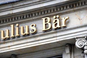 La banque suisse Julius Bär lance des services pour les cryptomonnaies