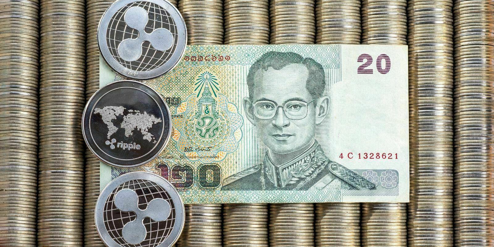 Une banque thaïlandaise lance une application de paiements instantanés avec Ripple