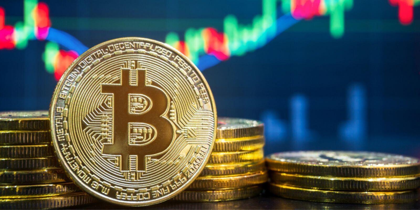 Marchés: le Bitcoin bondit, les altcoins progressent