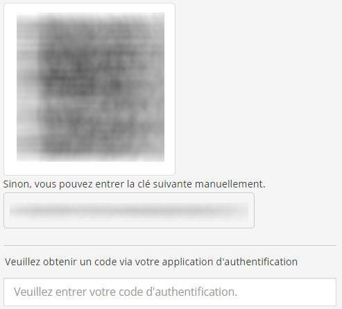bitflyer - QR code 2FA