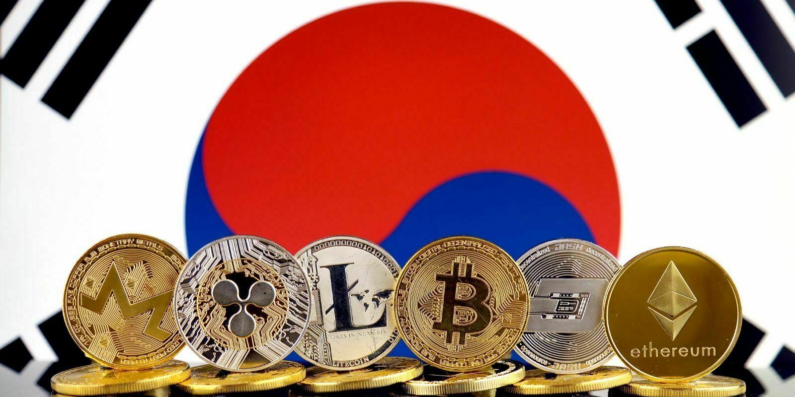 Corée du Sud : les gains en cryptomonnaie pourraient être taxés à 20%