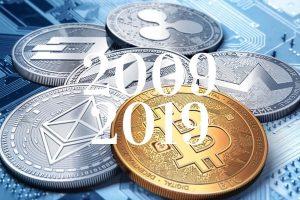 2009-2019: 10 ans et 5 petites révolutions pour le domaine des cryptos