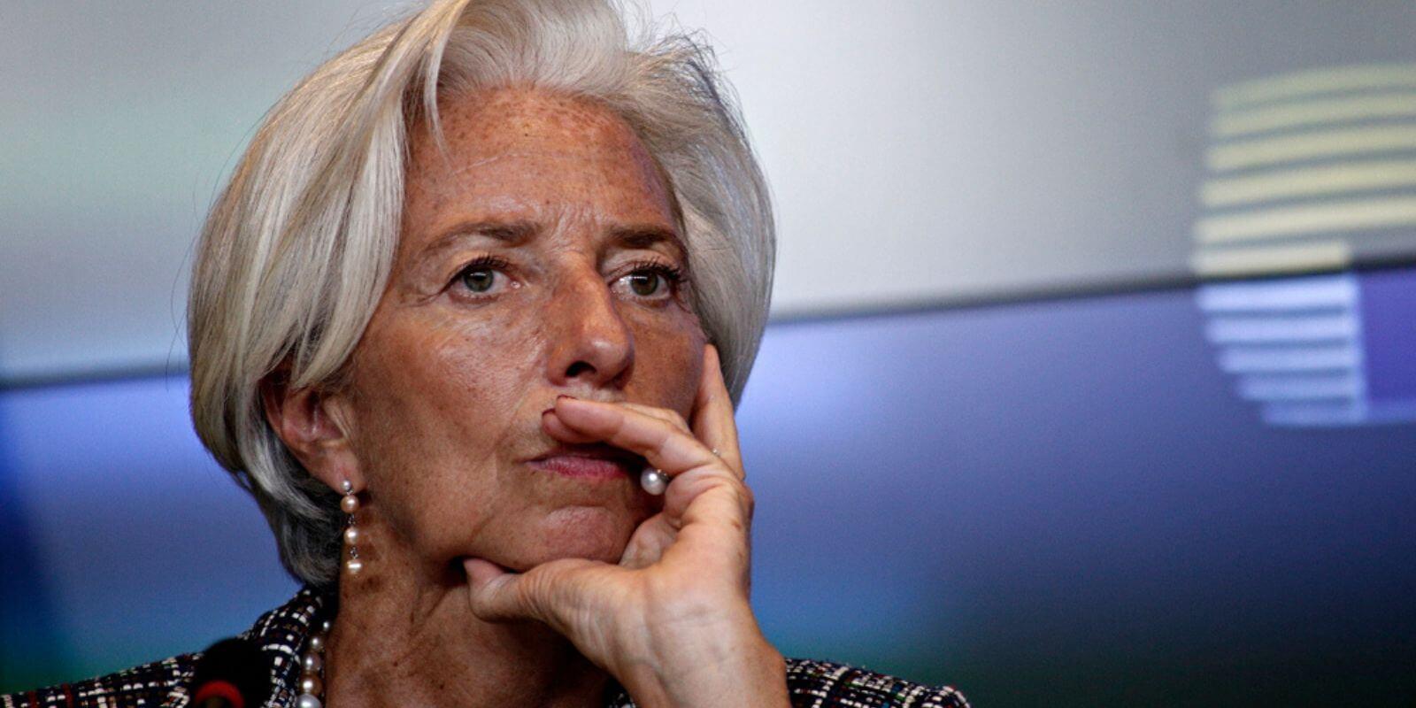 Lagarde: la BCE aura un «rôle actif» dans le secteur des crypto-monnaies