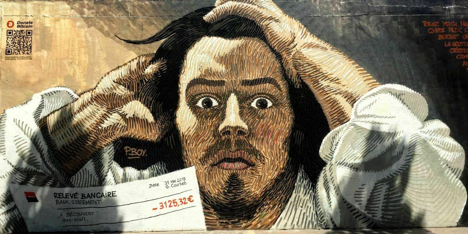 Les œuvres d'art tokenisées du peintre muraliste Pascal « PBOY » Boyart