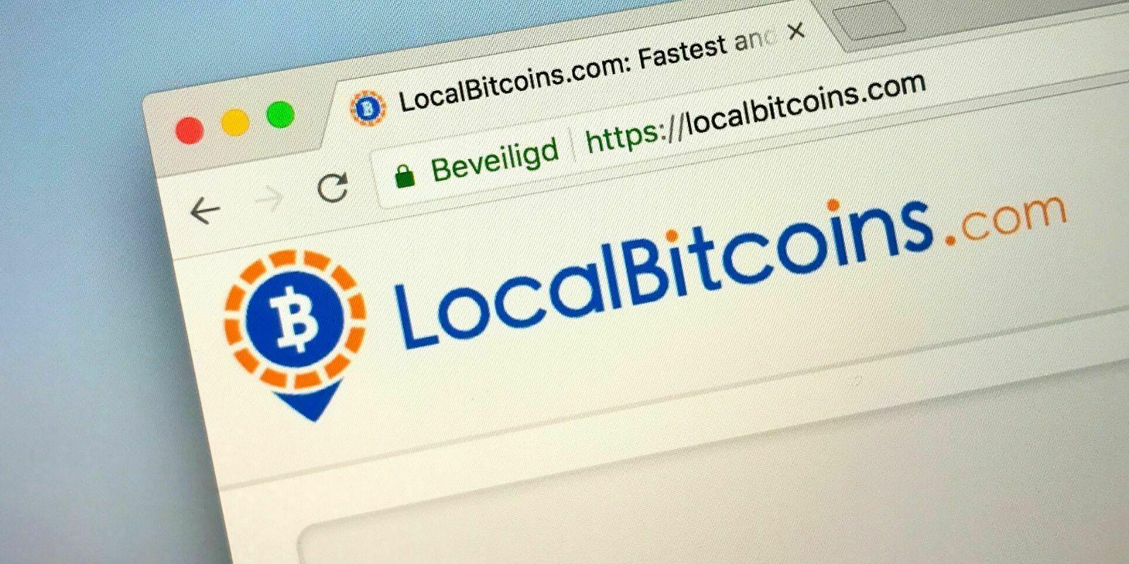 LocalBitcoins bloque brusquement les utilisateurs de plusieurs pays
