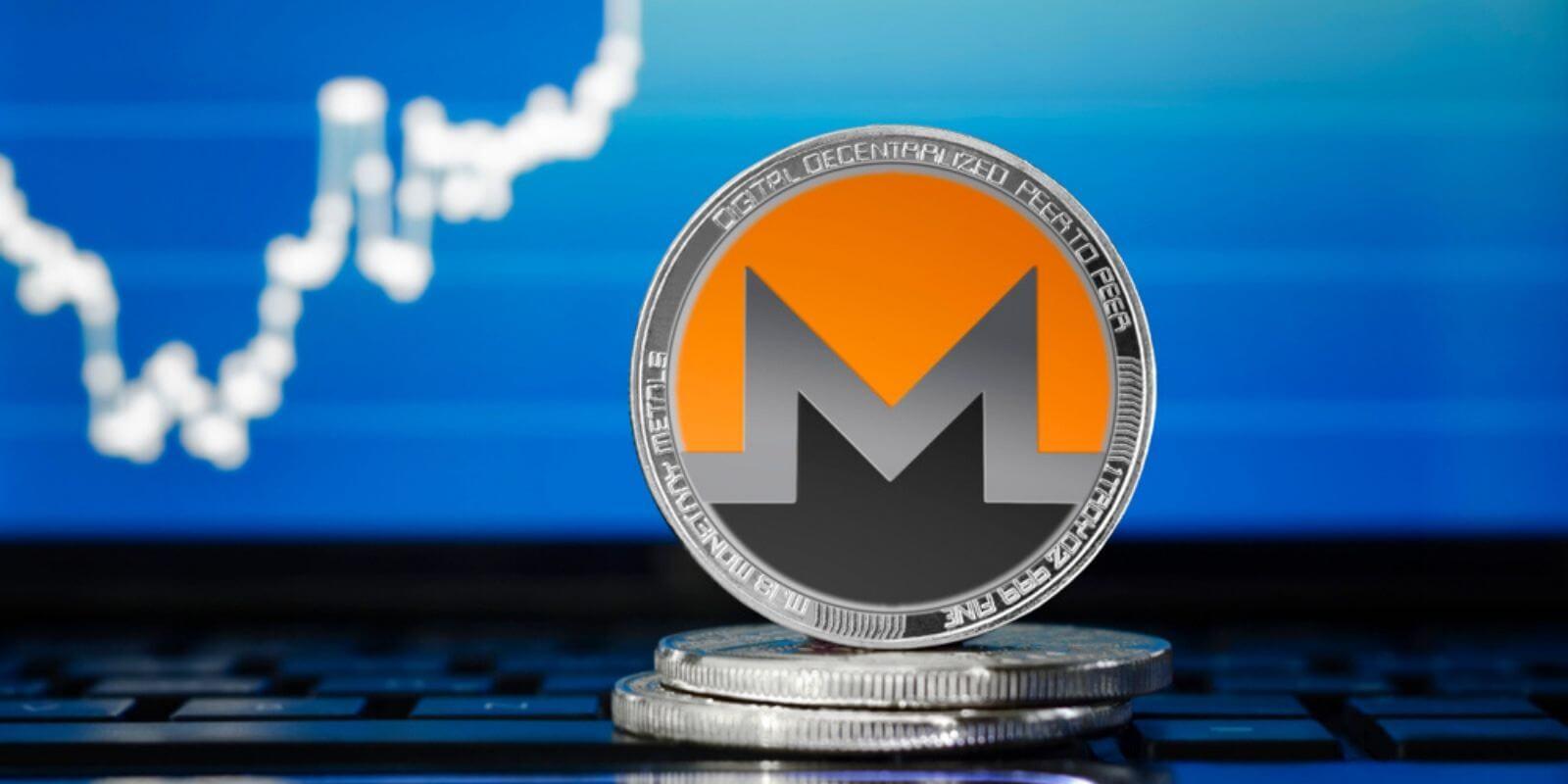 Monero bondit de plusieurs places et intègre le top 10 des cryptos par market cap