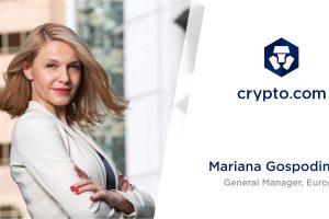 La responsable des opérations de Binance Europe rejoint Crypto.com