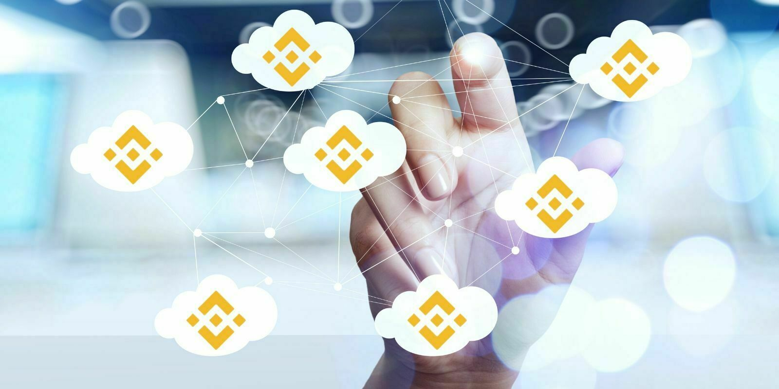 Binance lance sa solution Cloud pour la création d'exchanges clé en main