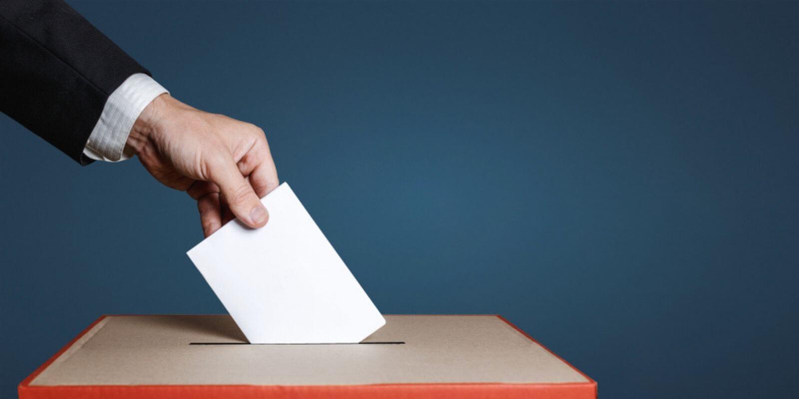 L'entreprise de sécurité Kaspersky propose des machines de vote basées sur la blockchain