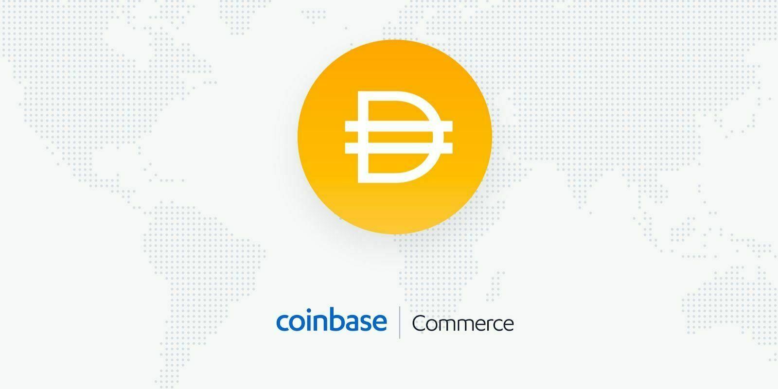Coinbase Commerce ajoute le Dai comme option de paiement pour les commerçants