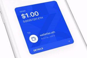 Coinbase Wallet intègre les transactions vers l'Ethereum Name Service et les pseudonymes