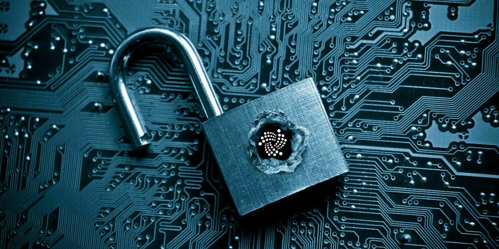 IOTA suspend son réseau en raison d'une faille critique du wallet Trinity