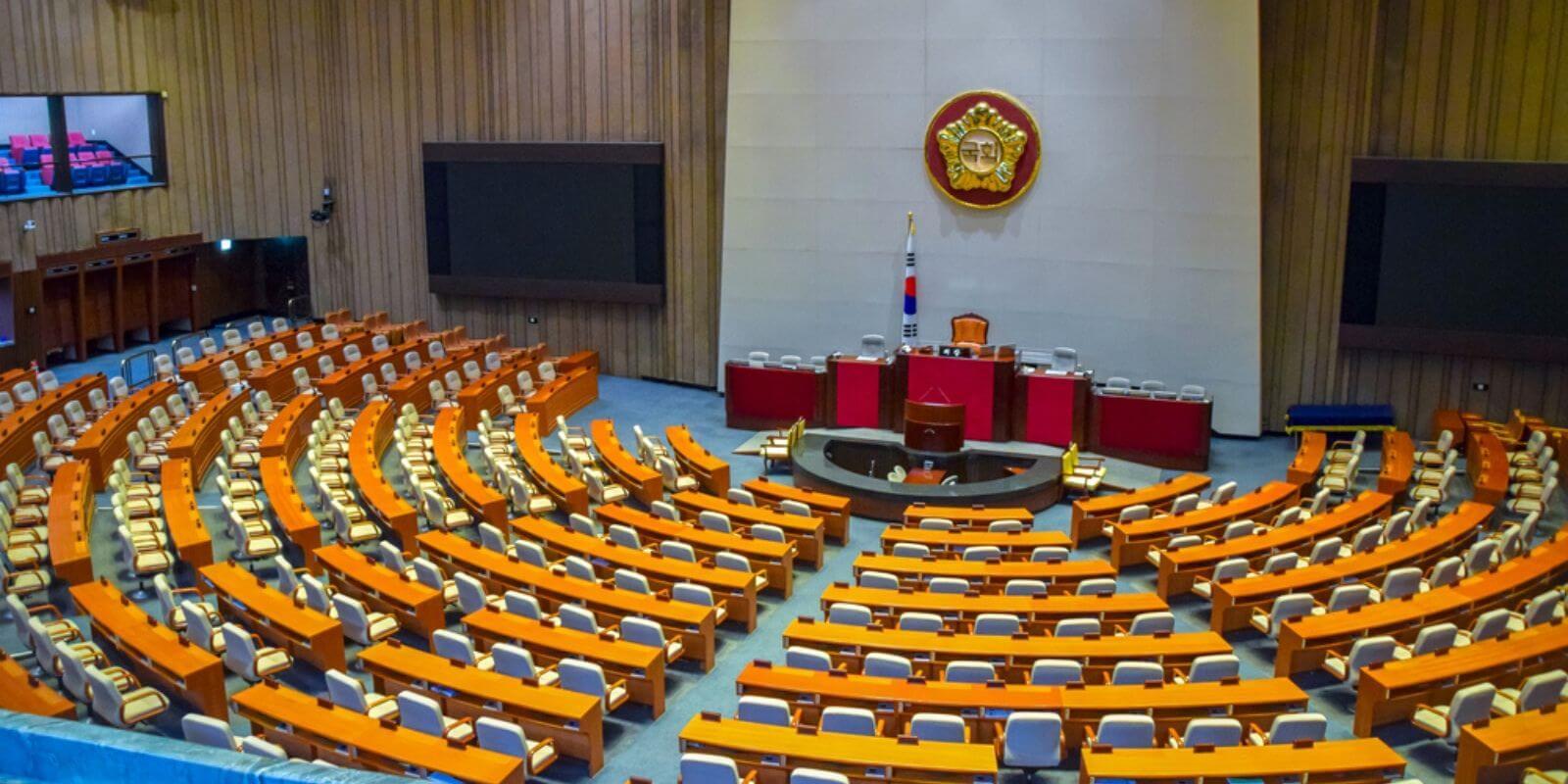 Coronavirus: la législation sud-coréenne en pause, l'industrie crypto trinque
