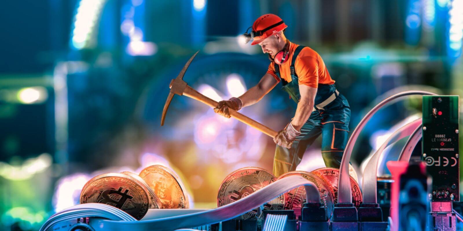 L'industrie du mining chinoise est-elle en train de s'exporter aux États-Unis?