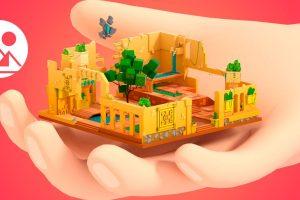 Le monde virtuel de Decentraland (MANA) ouvre ses portes et organise une chasse au trésor