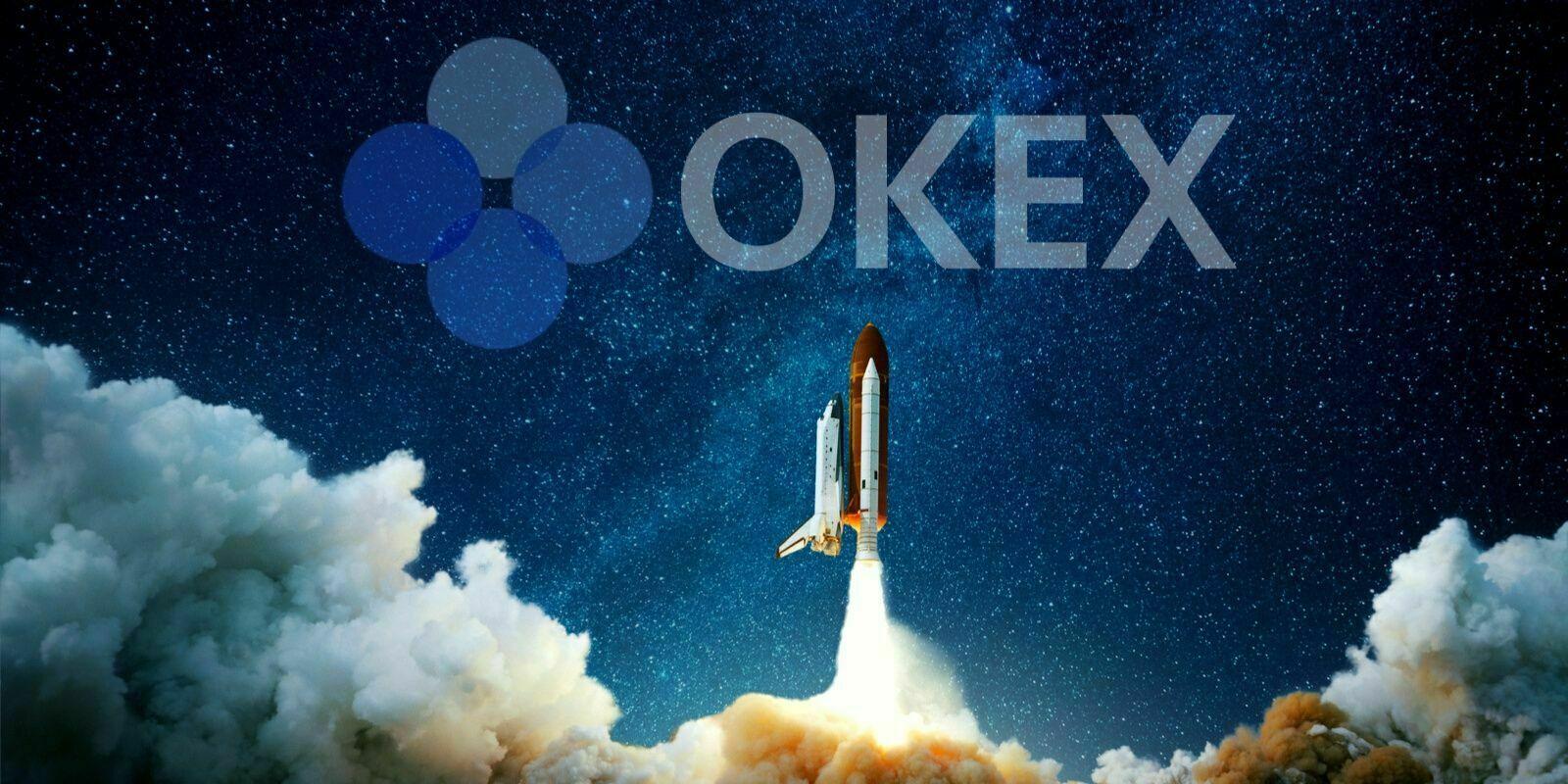 L'OKB grimpe de 50% alors qu'OKEx lance sa propre blockchain et son DEX
