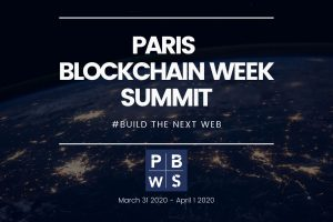 La Paris Blockchain Week Summit révèle le programme de l'édition 2020