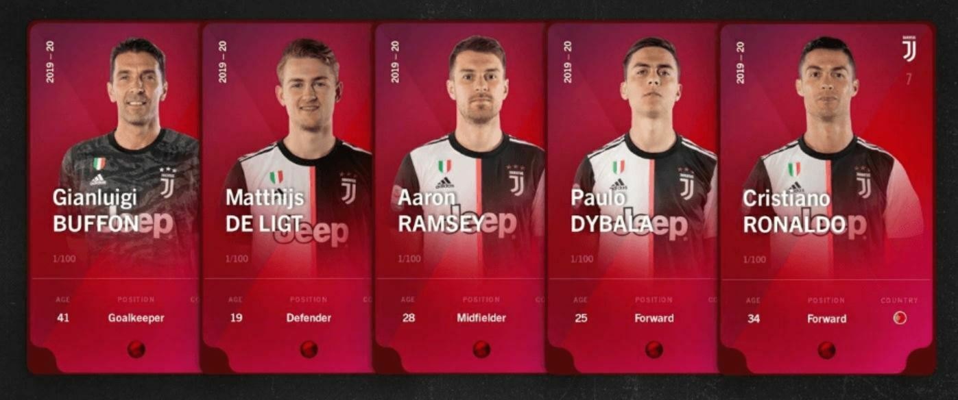 Sorare Juventus