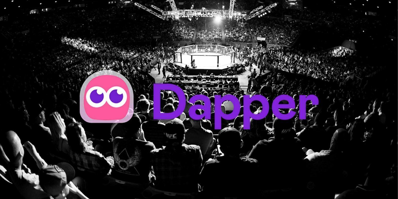 La startup Dapper Labs s'associe à l'UFC pour créer des crypto-collectibles