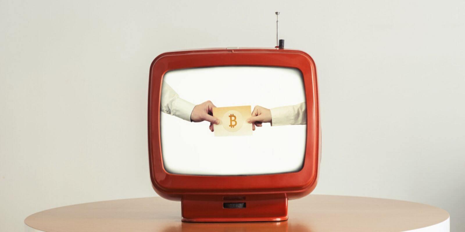 La télévision: un bon vecteur de démocratisation pour les cryptos?