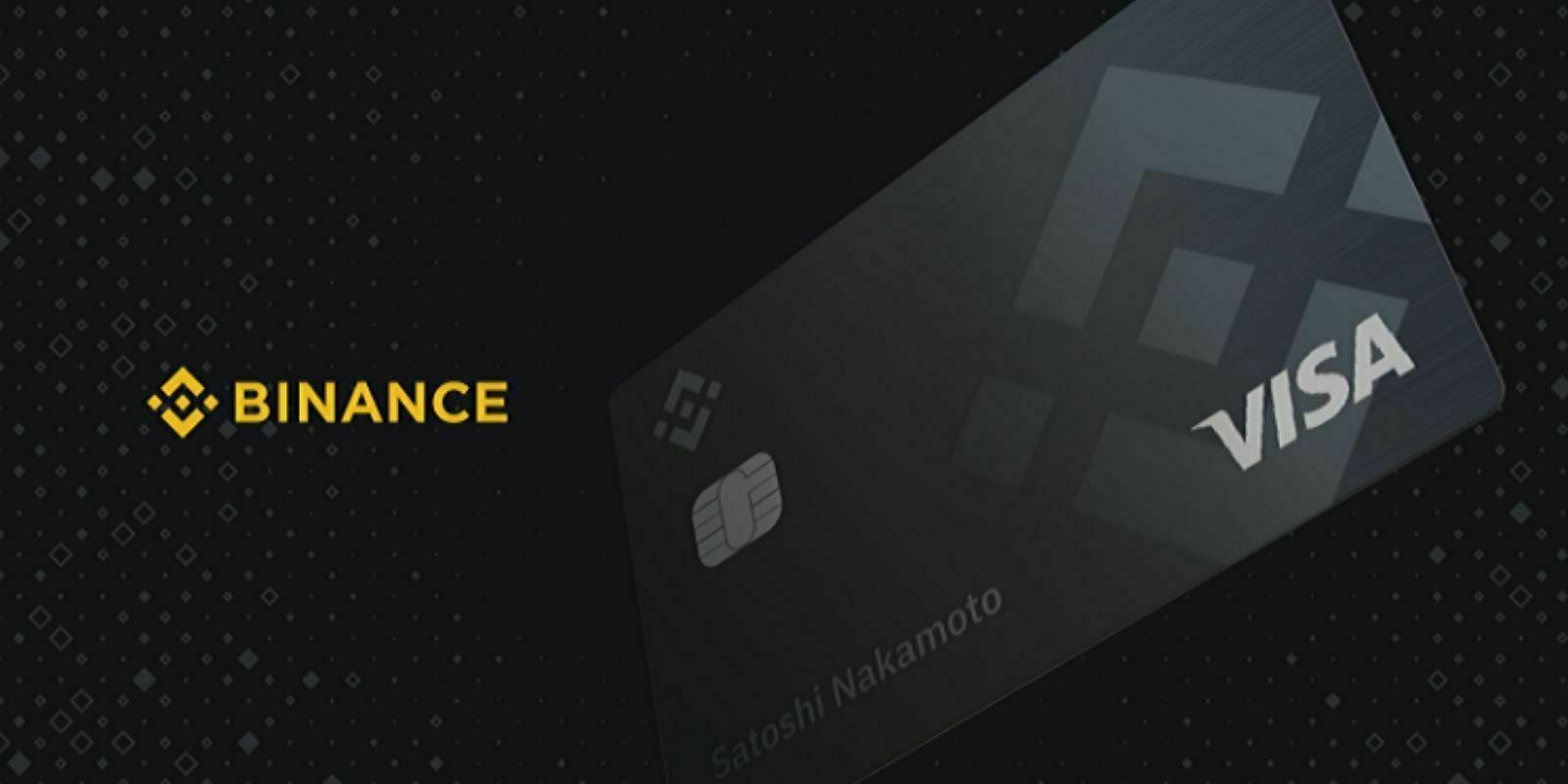 Binance lance sa propre carte de débit permettant de dépenser vos cryptos