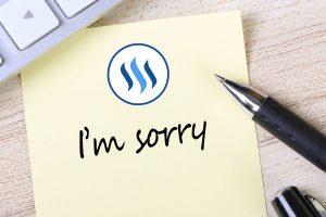 Binance publie une lettre d'excuses à la communauté de Steem