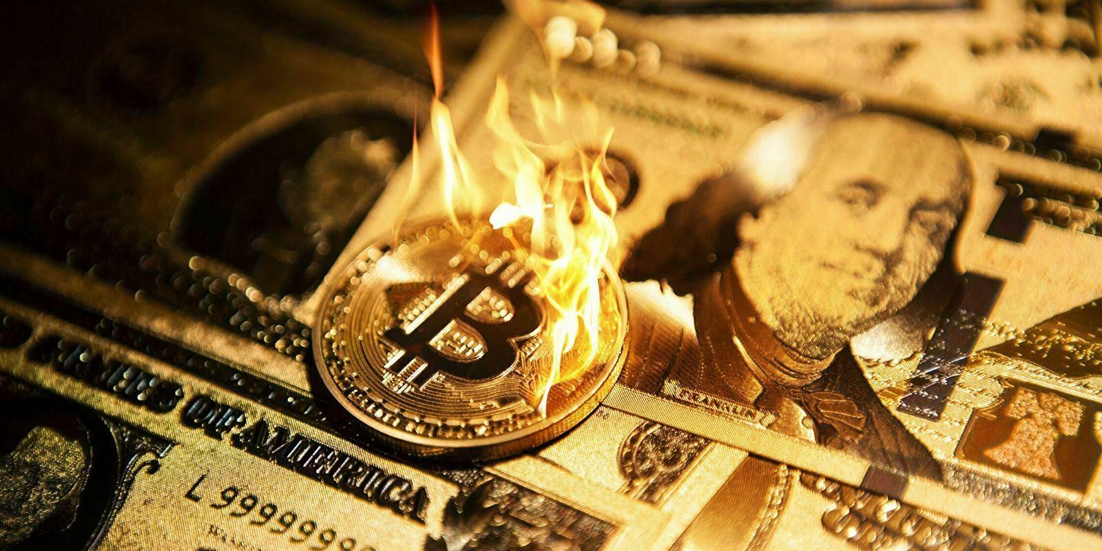 BitMEX : entre liquidation de $1,6 milliard de longs et mise hors ligne