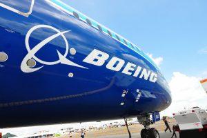 Boeing se tourne vers la blockchain pour la vente de ses pièces en excédent