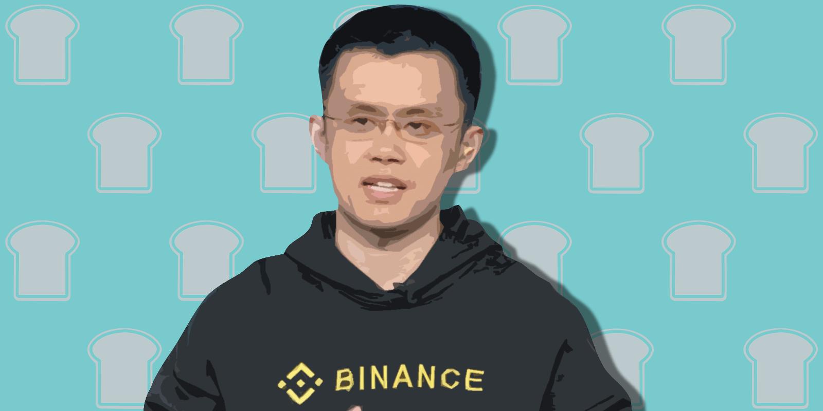 Changpeng Zhao (CZ), le PDG de Binance