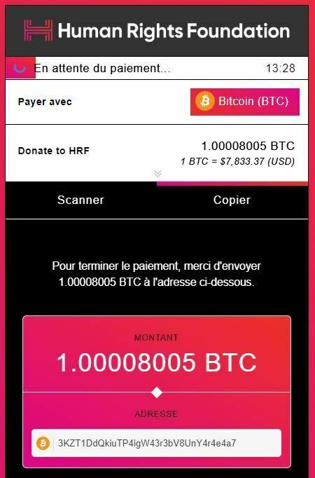 Don Bitcoin HRF