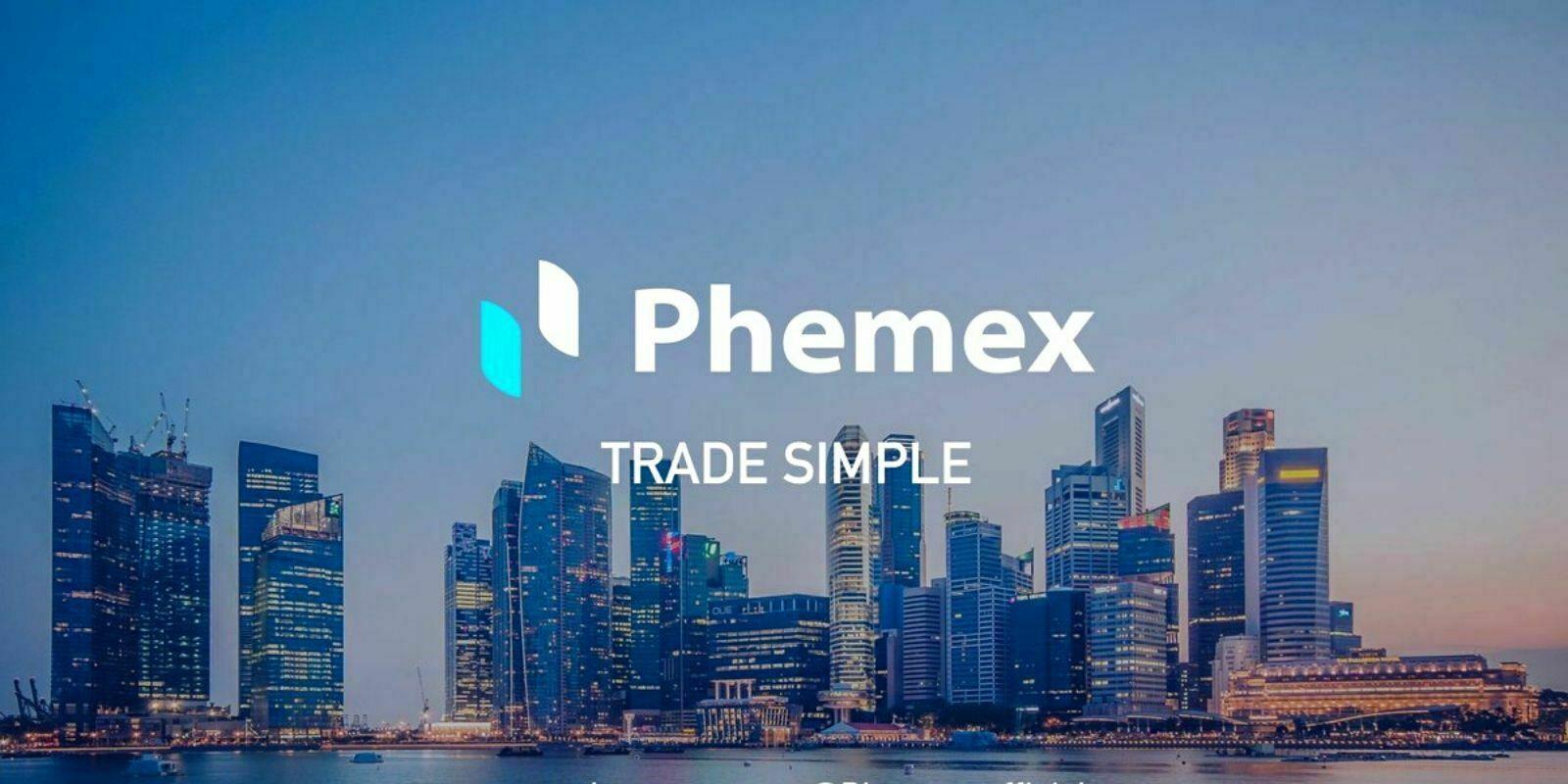 L'exchange de produits dérivés sur cryptomonnaies Phemex lève $3,5M