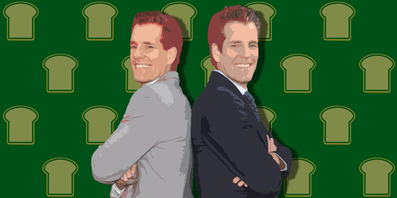 Les frères jumeaux Winklevoss