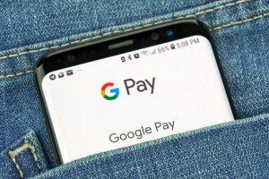 Google Pay accepte maintenant la carte de paiement en cryptos de Coinbase