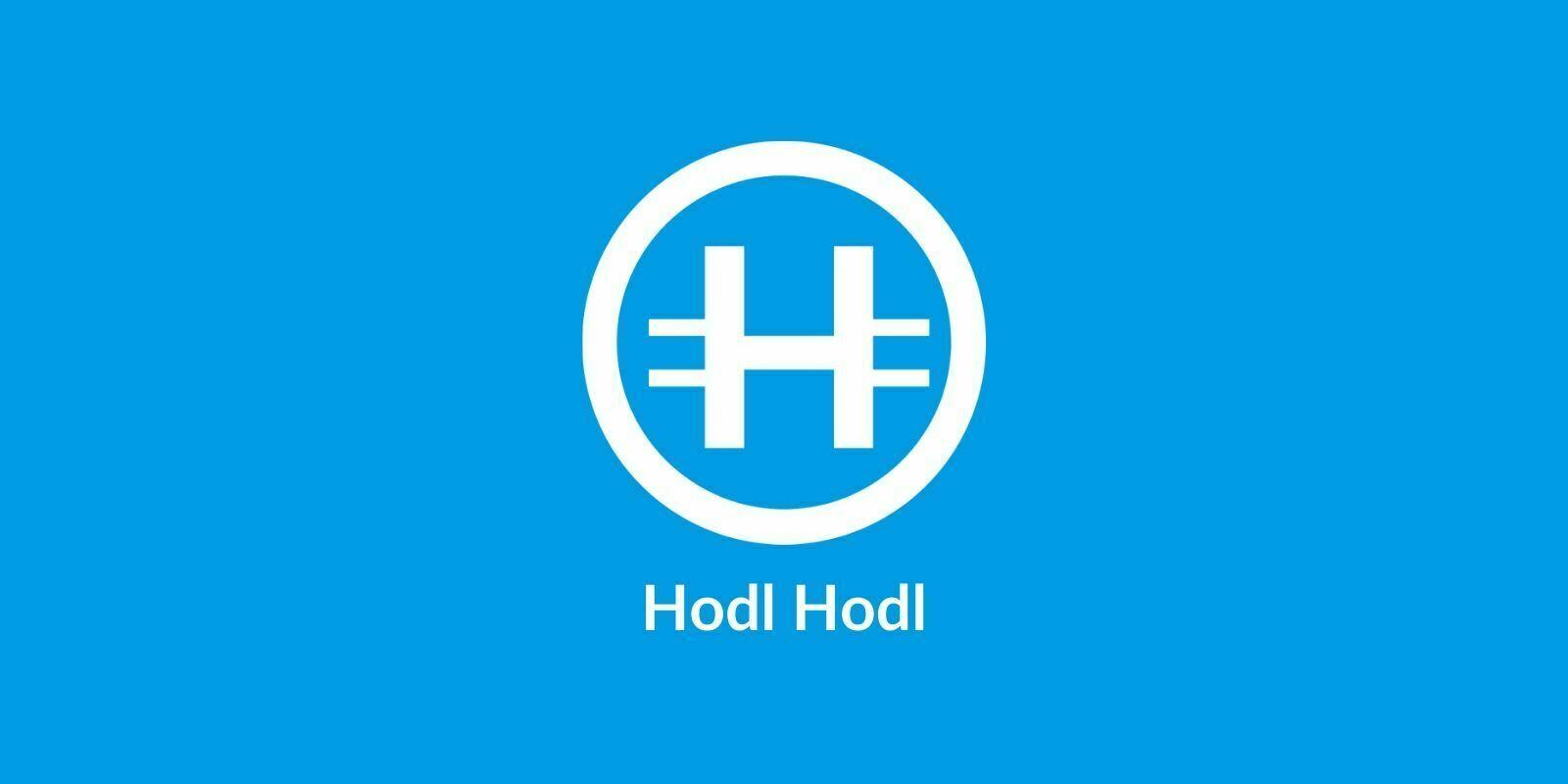 Hodl Hodl : acheter du bitcoin en P2P (de particulier à particulier)