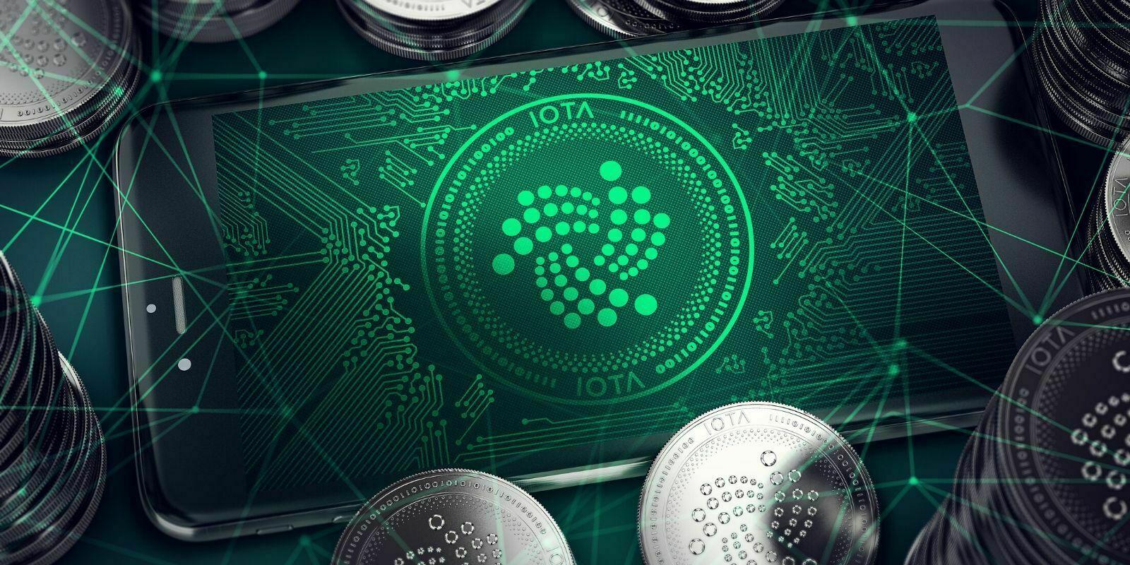 IOTA : le réseau est de nouveau en ligne après un mois d'interruption