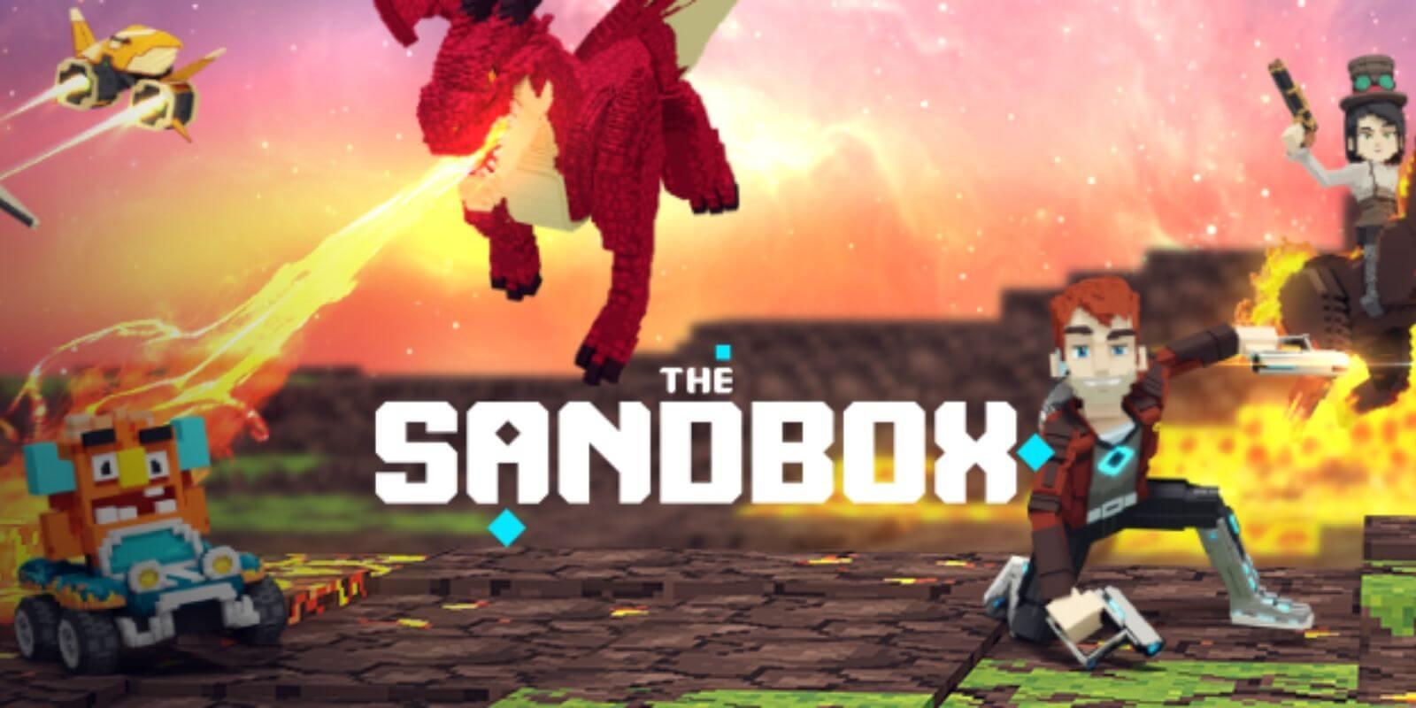 Square Enix (Final Fantasy, Tomb Raider) soutient le jeu blockchain The Sandbox
