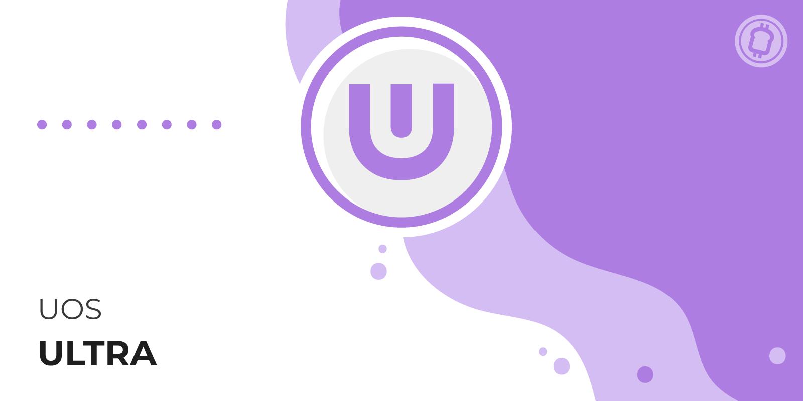 Ultra (UOS), la plateforme de distribution de jeux basée sur la blockchain