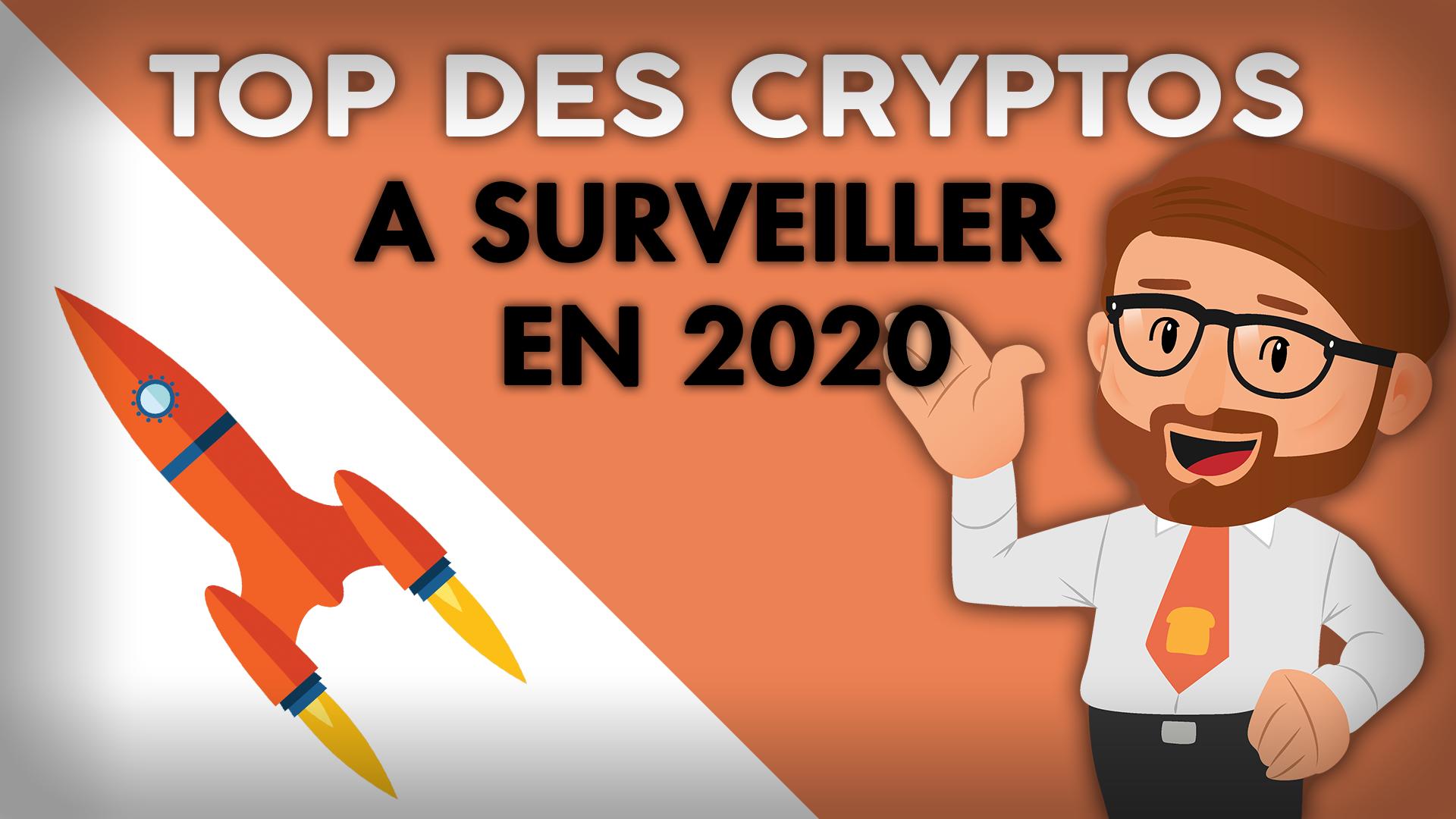 Vidéo - Top des cryptos à connaître en 2020