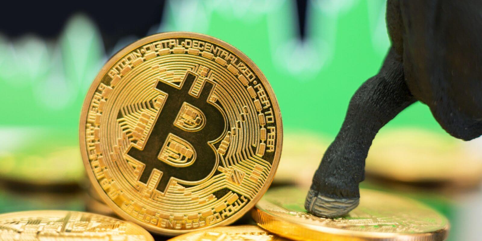 Le Bitcoin (BTC) serait-il sur le point de commencer un bull run?