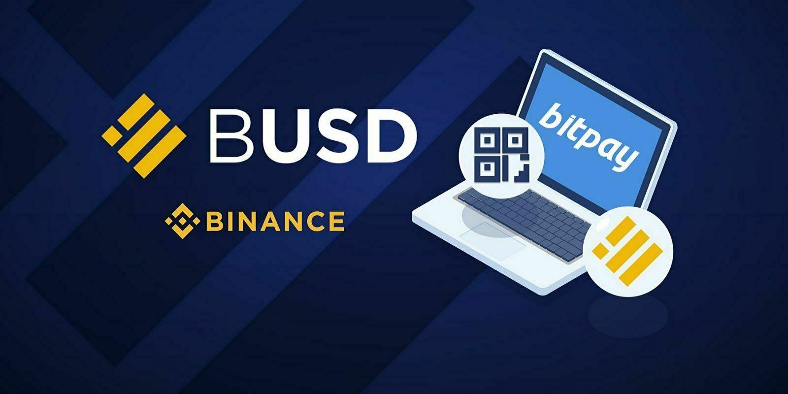 BitPay s'associe avec Binance et intègre les paiements avec le BUSD