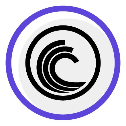BitTorrent BTT logo