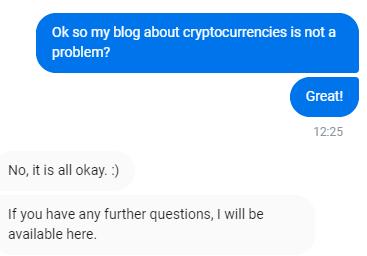 Confirmation Support Revolut