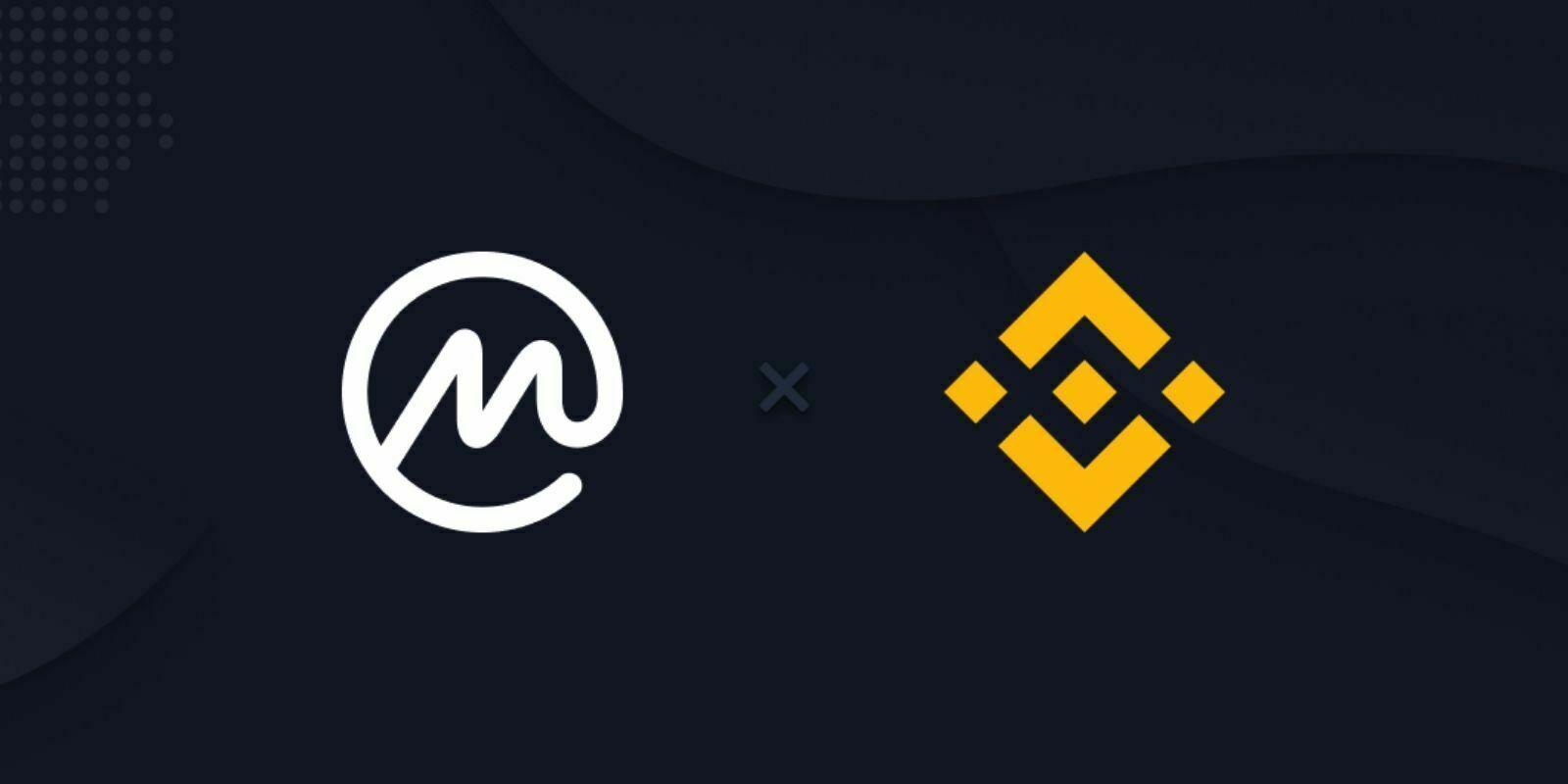 L'exchange Binance confirme l'acquisition de CoinMarketCap