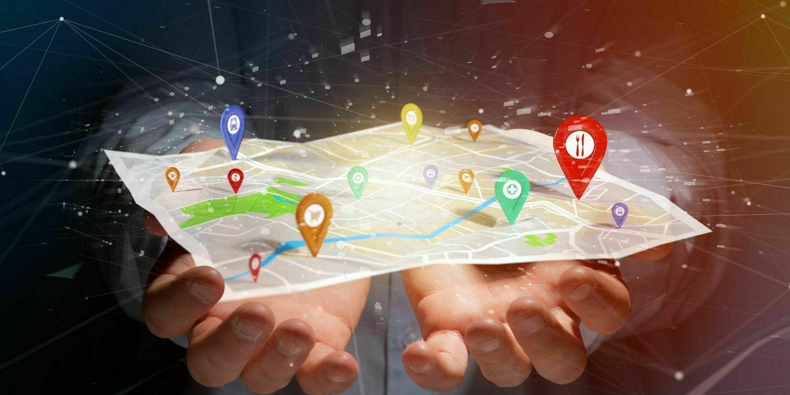 General Motors brevete une carte de navigation utilisant une blockchain