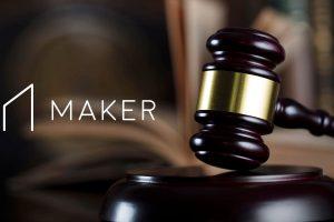 """MakerDAO fait face à une action collective des victimes du """"Jeudi Noir"""""""