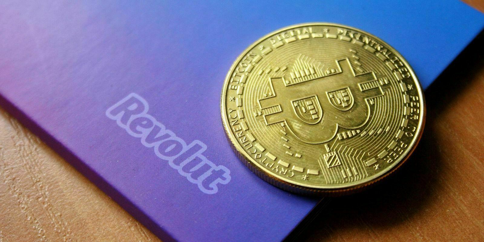 Revolut : les fonctionnalités cryptos accessibles pour les comptes Standard