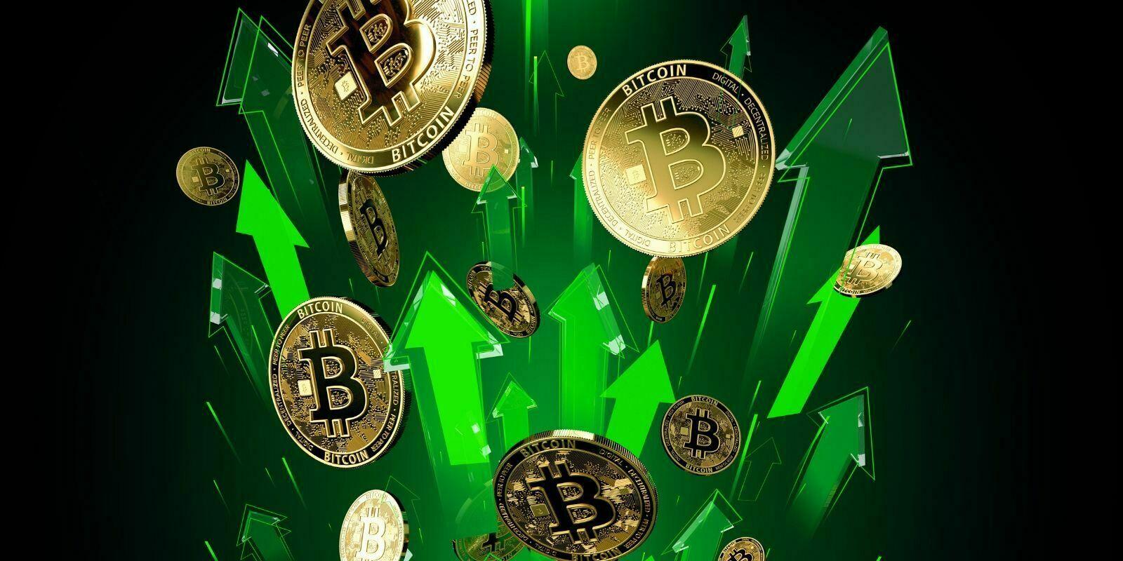 Le Bitcoin passe la barre des 9000 dollars, plus rien ne semble l'arrêter