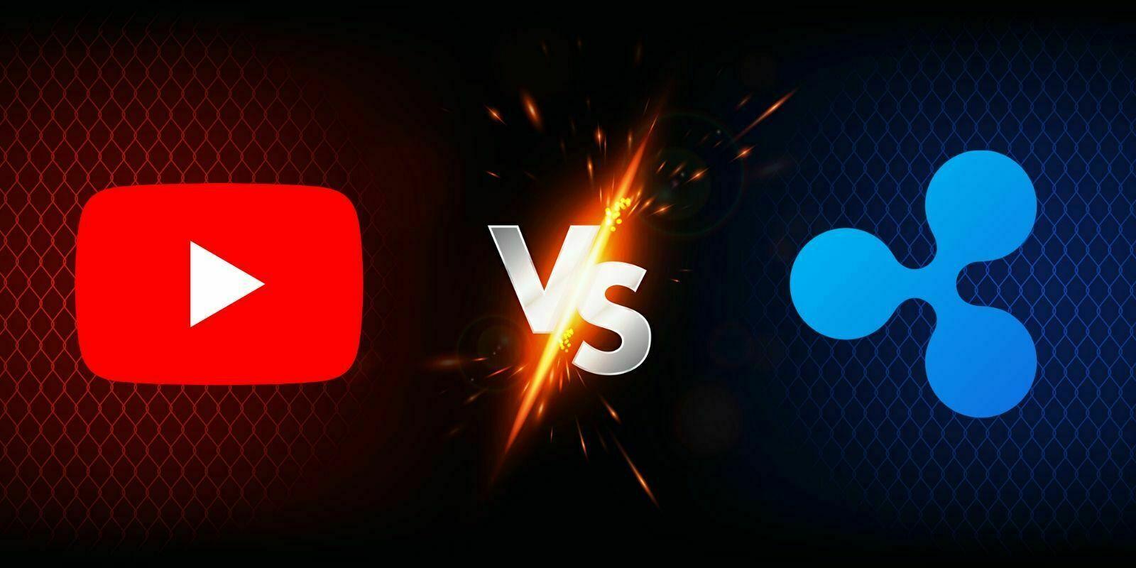 Ripple poursuit YouTube pour ne pas avoir mis fin aux faux giveaways de XRP