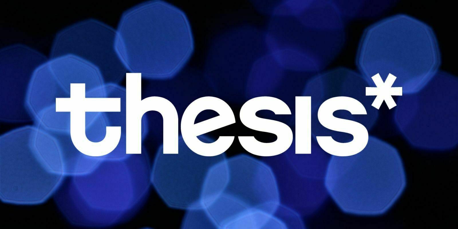 Thesis, les concepteurs du protocole Keep (tBTC), lèvent $7,7M