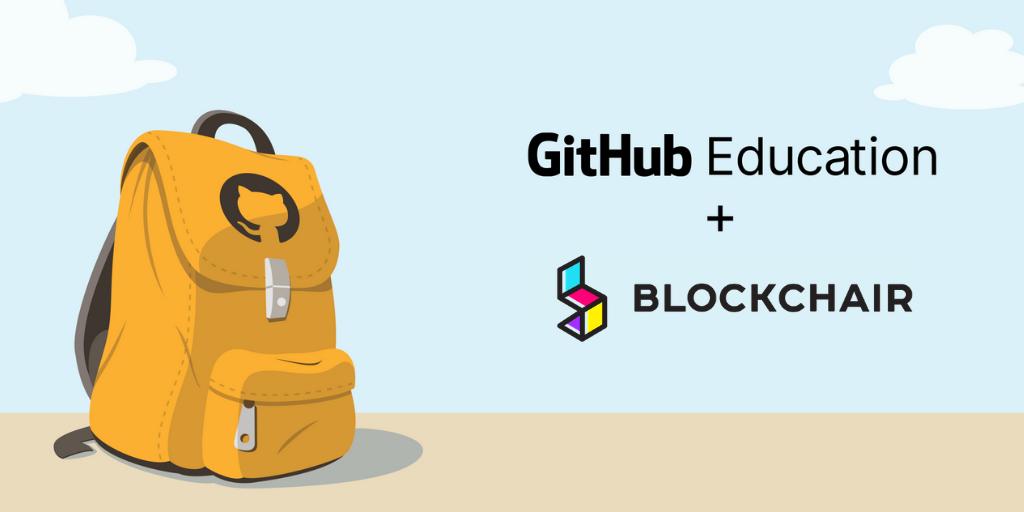 Blockchair, partenaire de GitHub, et KRYPTOSPHERE® s'associent pour amener la blockchain aux étudiants